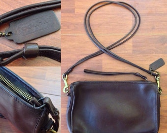 Made in New York City Vintage Coach Shoulder/Handbag