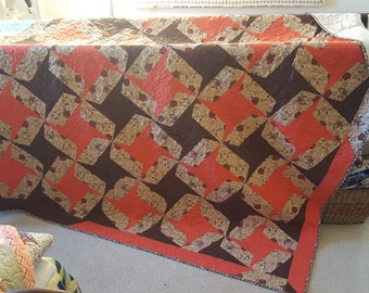 The X Block quilt
