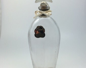 Antique Nyal Lilac Perfume Bottle, Art Nouveau Perfume Bottle, Vintage Perfume Bottle, Vintage American Perfume Bottle, Perfume Bottle