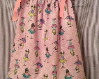 Tippy Toes Ballerina Dress