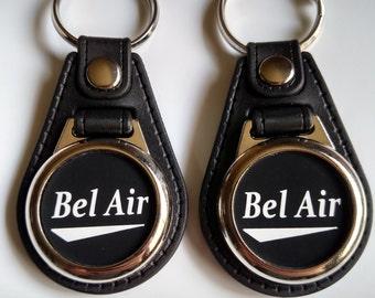 Chevrolet Bel Air keychain 2 pack