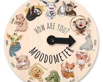 MOODOMETER Animals