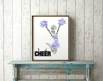 Cheerleader gifts | Etsy