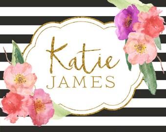 Katie James - Custom Etsy Shop Set