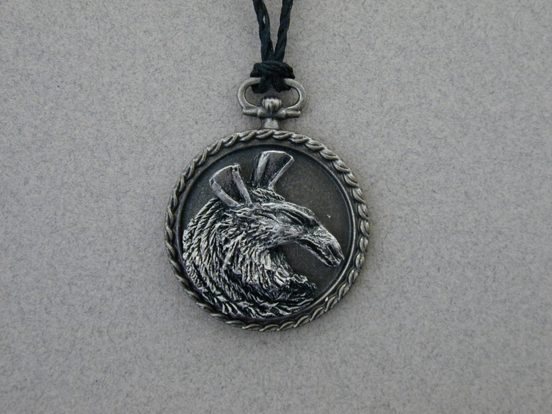set god necklace ancient egyptology amulets