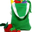 U-Pick Garden Vegetable Set - fresh and felt! eco-friendly felt play foods - washable and durable!