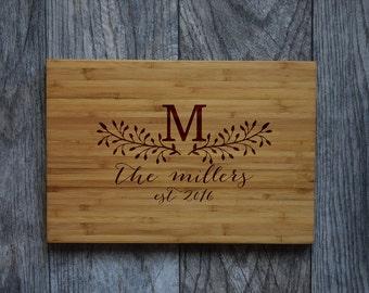 Personalized Cheese Board, Wedding Gift, Wedding Present, Custom Wedding Gift, Personalized Gift, Personalized Wedding Gift, Cheese Board