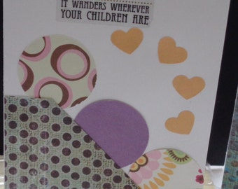 Mother's Day Card in a set of three