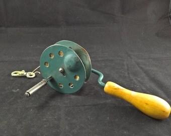 Vintage tools distance meter measurement roller measurement tool distance roller surveyor surveyor tools building tools measuring tool