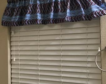 Window Curtain Valance