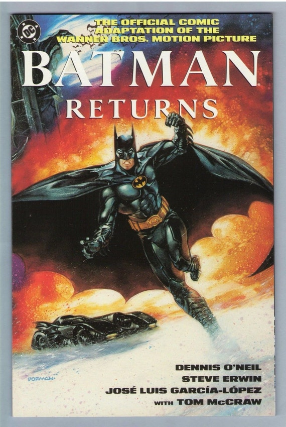 Batman Returns 1992 NM- (9.2)
