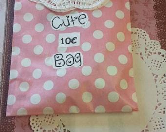 Cute bag in small