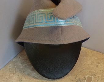 Size Medium Slouchy Wool Hat Slouchy Cap