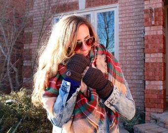 Grey Fingerless Gloves, Fingerless Mitten, Gloves, Winter Gloves, Knitted Gloves, Knit Fingerless Gloves, Top Selling Item