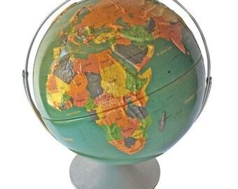 Vintage Extra Large Globe