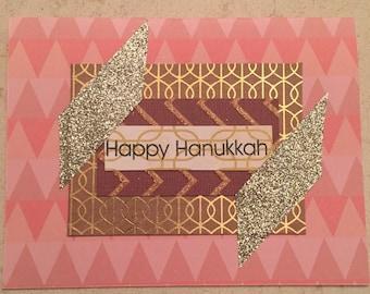 10 pack Happy Hanukkah cards