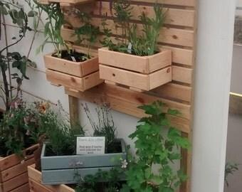 vertical planter kit