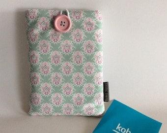 ON SALE e-Reader sleeve for Kobo, e-reader case, Kobo, e-reader protection
