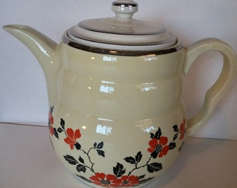Hall Coffee Pot Etsy