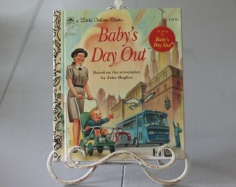 Baby's Day Out, Little Golden Book,  1994 First Edition
