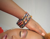 Ethnic Bracelets Dashiki - Collection sucess