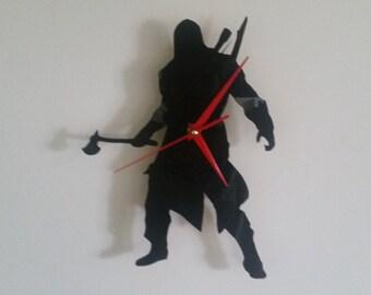 Assassins Creed Conner Clock