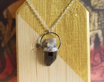Brazilian Smokey Quartz Necklace