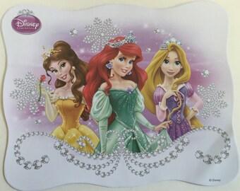 Disney Princess ''Sparkle'' Placemats 12ct