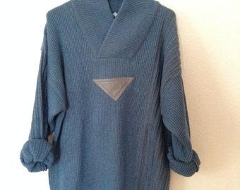SALE Military Vintage Pullover