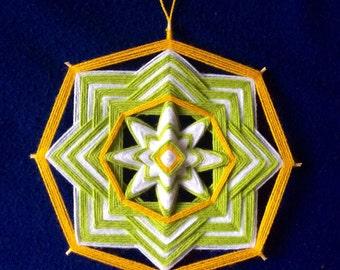 Colorful Mandala - Gods eye