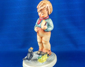 The Bird Watcher Hummel Figurine