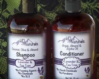 Natural Shampoo Conditioner, Shampoo, Conditioner, Natural Hair Care, Natural
