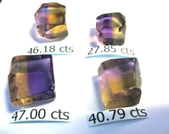 Ametrine Facet rough.  Just one piece left the 27.85 ct