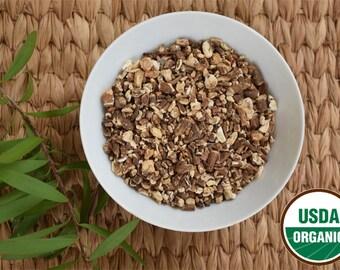Organic Dandelion Root Loose Dried. 2 oz