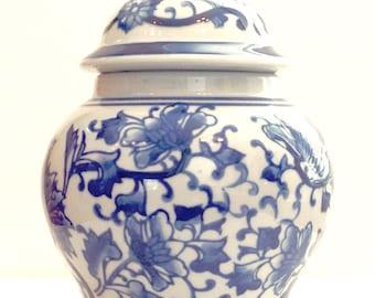Blue Ginger Jar Print