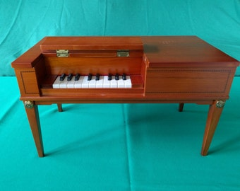 American Girl Piano, Pleasant Company, Josefina's Retired Piano, Collectible, Gift, Christmas, Toy Piano, Kids Gift