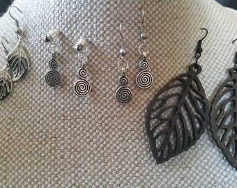Earrings - various