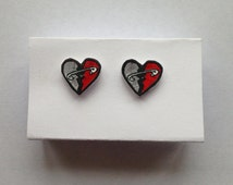 5SOS Safety Pin Earrings