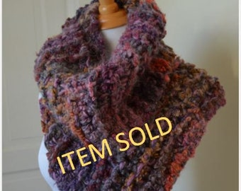 """Totally Tricia Cowl """"Daybreak"""""""