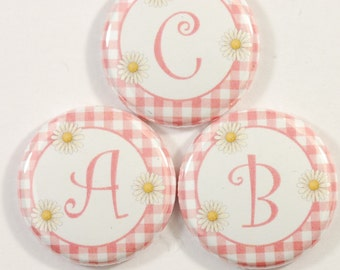 Decorative magnets- pink