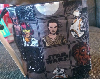 Star Wars stand up dice bag
