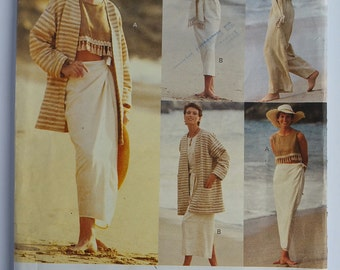 Vogue 5 Easy Pieces Pattern 1384