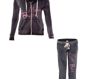 Mom Babe Sweatshirt/Sweatpant