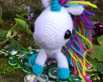 Crochet Unicorn!