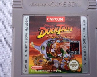 DuckTales Nintendo Gameboy