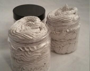 whipped sugar scrub, vanilla pamagranant creamy sugar scrub