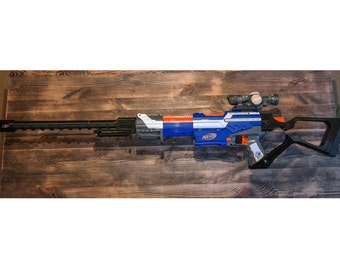 Nerf Blaster Fallout Sniper SET for LARP und cosplay