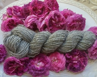 100% Angora Yarn, 130 yards, 4-ply