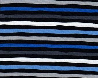 1 yd _ Cranston Print - Fantasia - Stripe