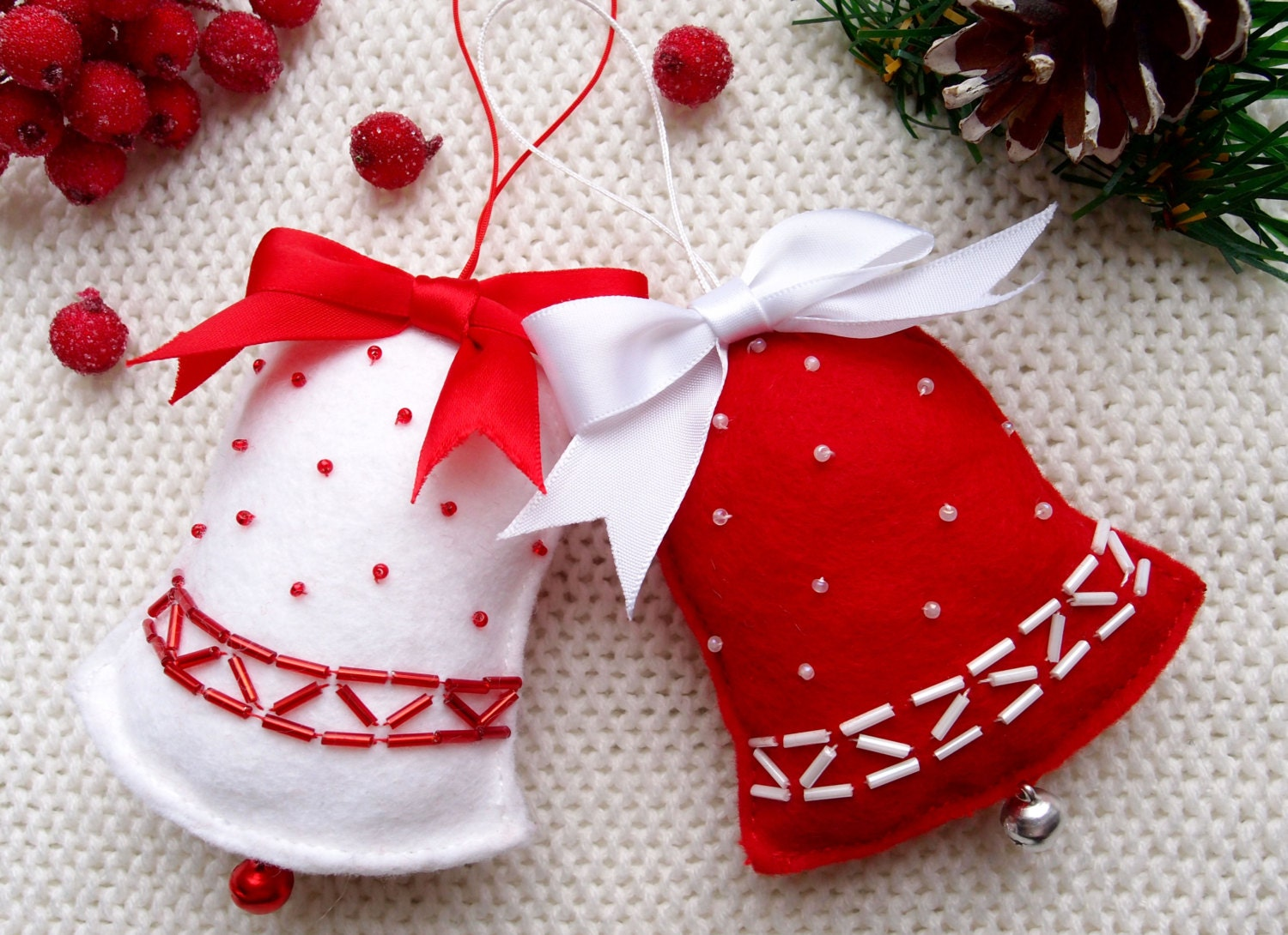Personalized diy christmas ornament ideas for creative juice